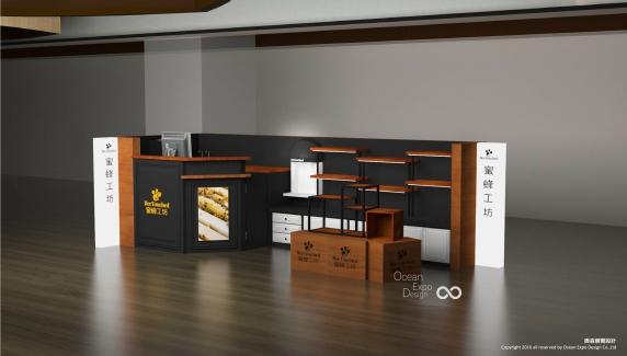 奧森展覽設計 |專櫃設計、百貨專櫃
