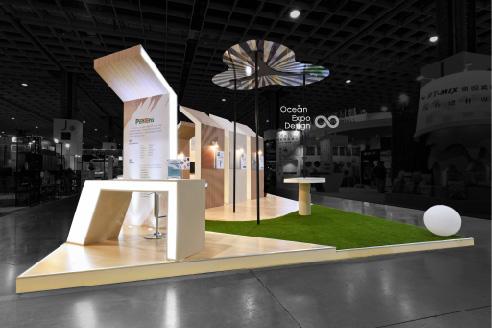 奧森展覽設計有限公司 /2018 建材展 -岳峰Pentens